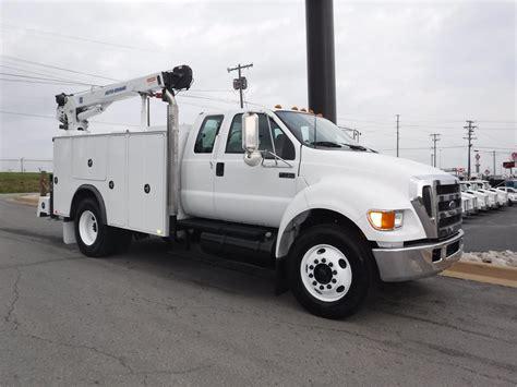 ford  service trucks utility trucks mechanic