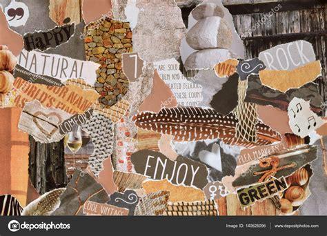 Collage Kunst Ideen by Zeitschrift Kreativ Ideen Excellent Schner Wohnen