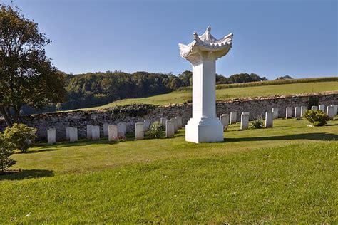 Etienne Au Mont by St Etienne Au Mont Communal Cemetery