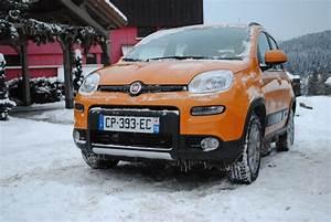 Generation 4x4 La Ricamarie : il neige vive la panda 4x4 blog automobile ~ Gottalentnigeria.com Avis de Voitures