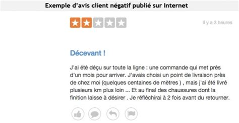 Conclusion Résumé De Texte by Pourquoi Les Avis Clients N 233 Gatifs Sont B 233 N 233 Fiques Pour Votre E Commerce