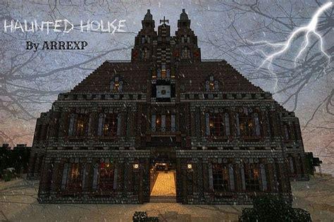 haunted house map minecraftnet