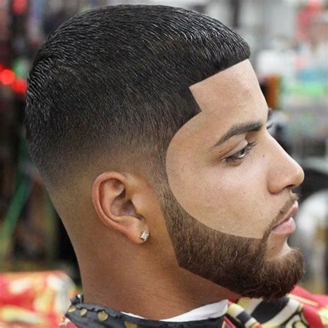 black fade haircuts how to line up a beard haircuts and hair cuts 4182