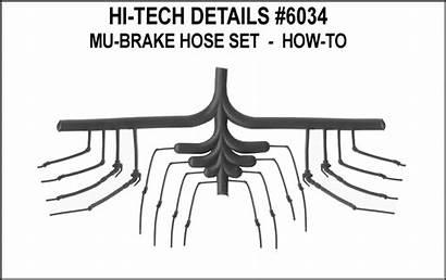 Parts Scale Mu Diesel Hoses Air Ho