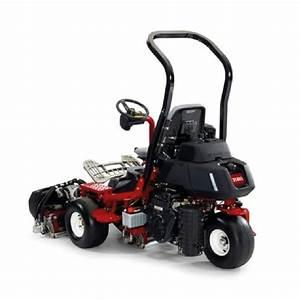Toro - Greensmaster Triflex 3400