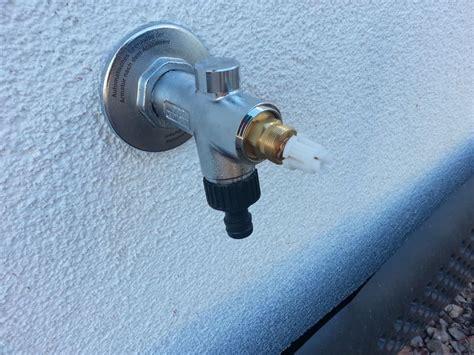 Außenarmatur Frosti Plus Von Kemper Wasserzapfstelle