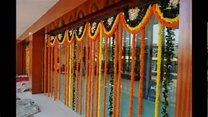 Madurai Decorators House warming Ceremony Decoration - YouTube