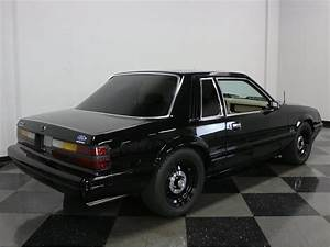 1986 Ford Mustang SSP Interceptor for Sale | ClassicCars.com | CC-932681