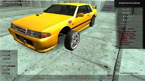 Garage Größe Für 2 Autos by Grand Theft Auto San Andreas Mod Tuning Mod V 1 1 2