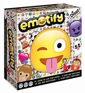 Idée Cadeau Fille 10 Ans : emotify le jeu des emotic nes id e d 39 activit d 39 anniversaire 10 ans ~ Teatrodelosmanantiales.com Idées de Décoration