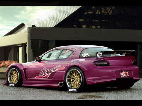 Mazda Rx8 Hd Wallpaper 2013