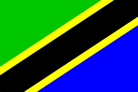 Image result for tanzanian flag