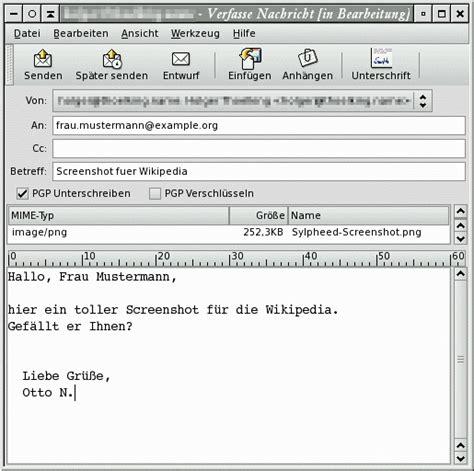 mail wikipedia