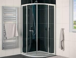 Schiebetür 80 Cm : runddusche schiebet r 80 x 80 x 190 cm duschabtrennung dusche viertelkreis runddusche 80x80 cm ~ Markanthonyermac.com Haus und Dekorationen