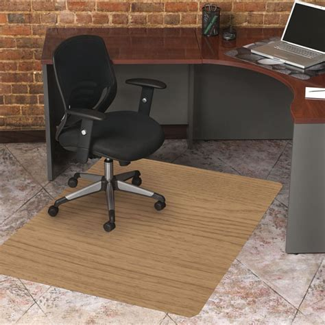 wood floor mats for chairs floor matttroy
