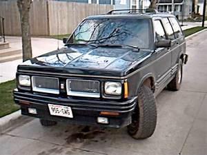 91bravadaguy 1991 Oldsmobile Bravada Specs  Photos