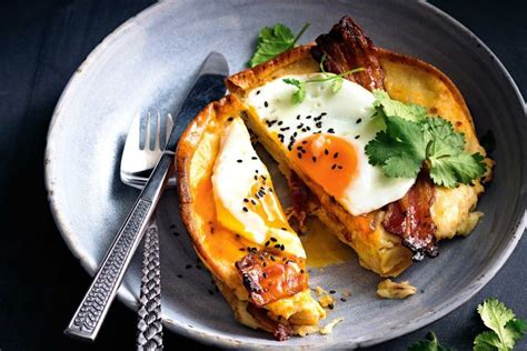brunch croque madame recipes ever miso recipe easy taste