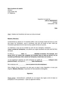 lettre de motivation bureau de tabac exemple gratuit de lettre demande application interdiction