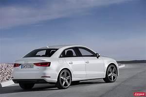 Photo Audi A3 : a3 berline voici l 39 audi a3 coffre l 39 argus ~ Gottalentnigeria.com Avis de Voitures