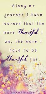 Life Style Quotes : So thankful for the true friends I've ...
