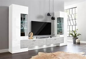 Möbel As Wohnwand : wohnwand 3 tlg online kaufen otto ~ Watch28wear.com Haus und Dekorationen