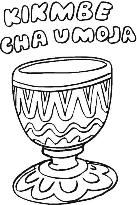 kwanzaa coloring pages  kids updated