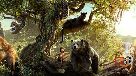 film fanatics  action jungle book disney animation