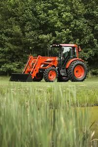 Kioti Intros Dk  Nx  U0026 Px Tractor Series