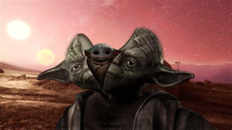Yoda Baby Yoda Star Wars Tatooine Transformation