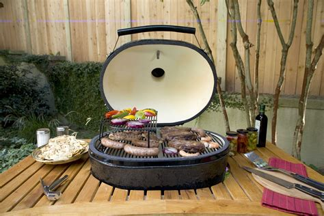 xl cuisine primo ceramic charcoal smoker grill oval xl