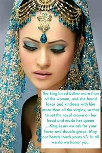 king loved Esther more than all the women, and she found ...