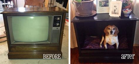 turn   tv   dog bed reclaim reuse recycle