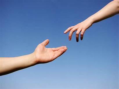 Help Hand Helping Happy