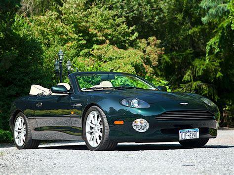 Db7 Vantage Volante by Aston Martin Db7 Vantage Volante Specs Photos 1999