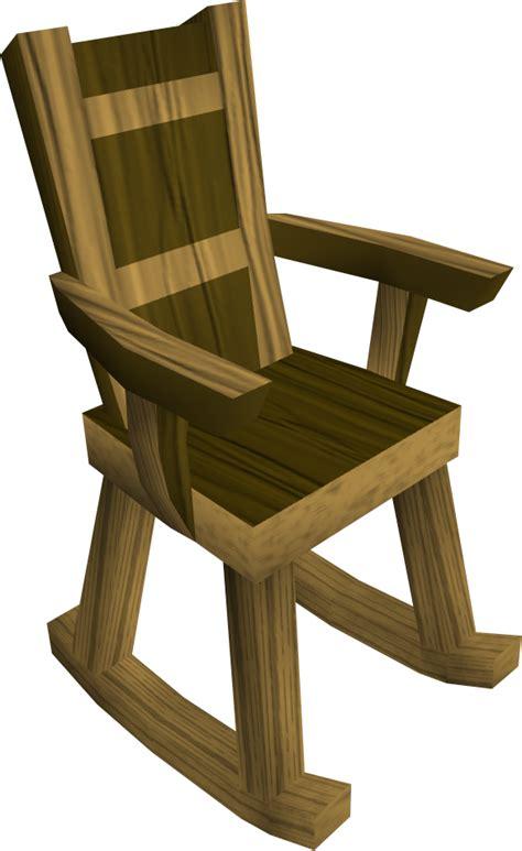 Rocking Chair  The Runescape Wiki