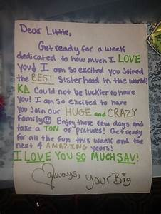 149 best images about big little reveal on pinterest big With big and little sorority letters