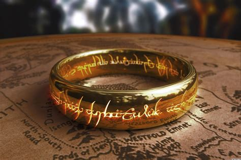 Image result for the hobbit ring