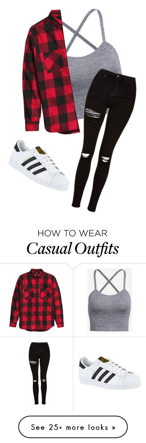 U0026quot;Casualu0026quot; by myhrer714 on Polyvore featuring Topshop and adidas | Christmas | Pinterest | Topshop ...