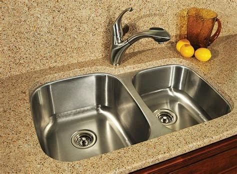 tuscany  undermount kitchen sink  menards