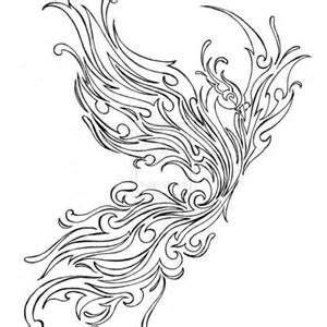 phoenix mandala color pages bing images mandala