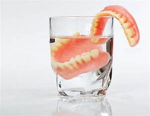 Can Broken Dentures Be Fixed  A Guide To False Teeth