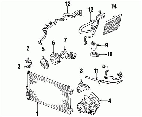 Lincoln Engine Diagram Automotive Parts