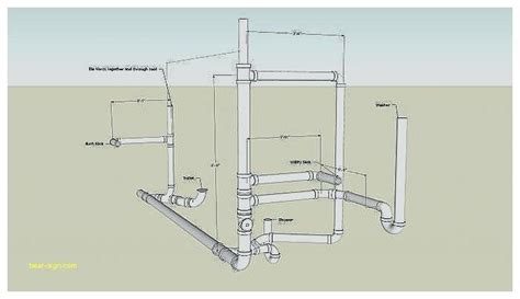 basic kitchen sink plumbing toilet drain plumbing wiring diagrams repair wiring scheme 4331