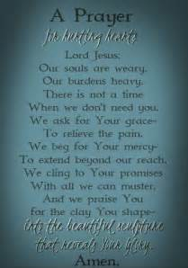 Prayer for Hurting Friends