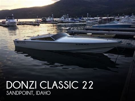 Donzi Boats For Sale 22 Classic by Donzi Classic 22 Boat For Sale From Usa