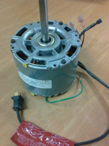 8hp Electric Motor by Universal Electric Magnetek 1 8 Hp 1 10 Hp Motor Model