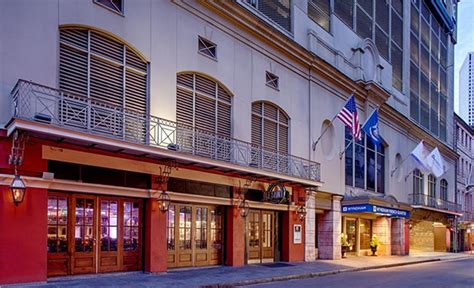new orleans vacations wyndham french quarter vacation deals