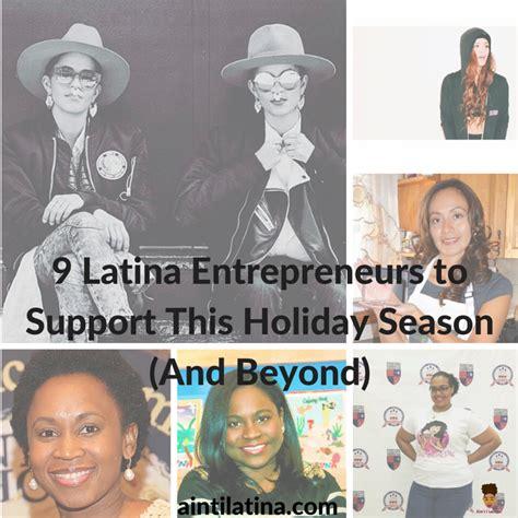 Ain't I Latina?  Latina Entrepreneurs To Support This