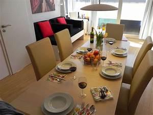 Esstisch Für 10 Personen : apartment elbkontor ii inkl w lan hamburg ottensen frau gerling ~ Bigdaddyawards.com Haus und Dekorationen