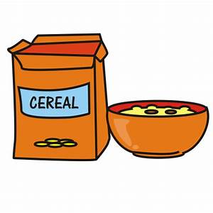 Cereal Free Clipart